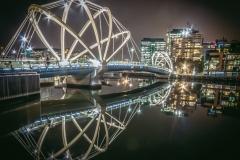Mike Hancock-Yarra Bridge Reflections-9-sml