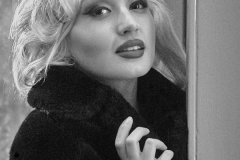 Jan Davis-Melissa in Hollywood-9
