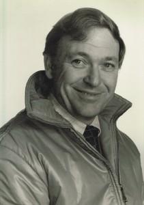 Charlie Roe portrait